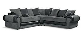 FREE FOOTSTOOL with ASTON corner sofa