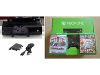 Xbox One Console with Kinect camera and 2 top games