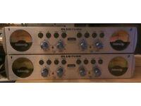2 x Presonus BlueTube DP (Dual Path) Stereo, 2-channel Mic Preamps