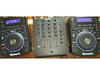 From £60 - PA/DJ Equipment FOR HIRE for large or small venues; ideal for PARTIES, KARAKOE and DJ'S
