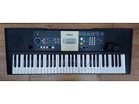 Yamaha Electric Keyboard - model YPT-220