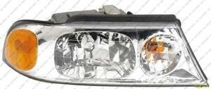 Head Lamp Passenger Side High Quality Lincoln Navigator  1998-2002