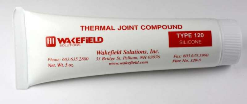 Wakefield Solutions 120-5 Thermal Joint Compound,  5 oz tube