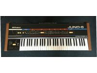 Roland Juno 6 polyphonic synthesiser