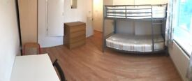 Three Great Double rooms in Stepney Green