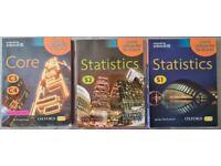 CHEAP, EXCELLENT A2 Mathematics Edexcel Books