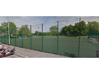 Friendly but competitive weekly 7-a-side Football game. Looking for players. Stockwell