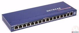 Net gear prosafe 16 port gigabit