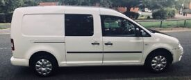Volkswagen caddy max life crewcab ( px welcome