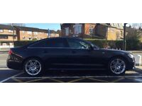 AUDI A6 S-LINE AUTOMATIC AUDI WARRANTY HEATED SEAT HEAD UP DISPLAY HIGH SPEC