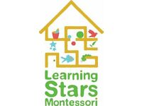 Nursery Nurse Level 2 and 3 / Montessori Teacher