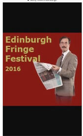 2 tickets for Faulty Towers Comedy Dining at the fringe