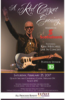 A Red Carpet Evening Presented by Scotiabank Featuring Kim Mitch