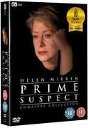 Prime Suspect DVD