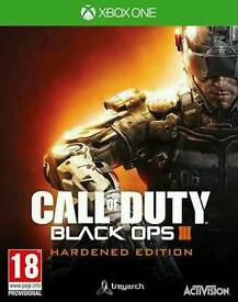 Black Ops 3 Hardened Edition Xbox One