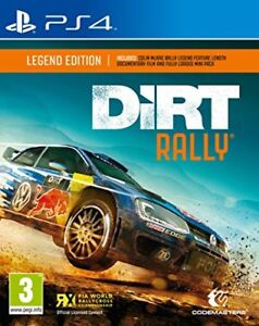 will pay above average price for Dirt Rally