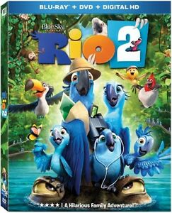 DVD Blu-ray Review: Rio 2