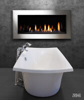 fireplaces, installs, conversions - gas line hookups Oakville