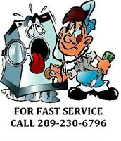 WASHER & DRYER - MAJOR APPLIANCE REPAIR SPECIALIST - CERTIFIED