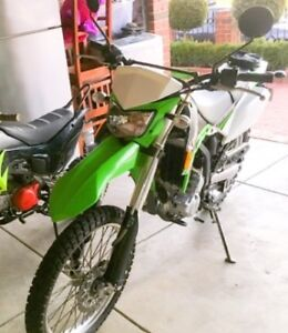 Kawasaki KLX250S Registered Road-Trail Bike