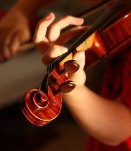 Violin Teacher for Lessons Brisbane City Brisbane North West Preview