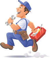 PLUMBER and DRAIN CLEANER