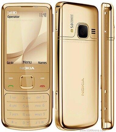 Nokia 6700 Classic - Gold Boxed (Unlocked) *New Refurbished*