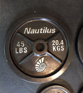 170 lbs of Olympic Weights