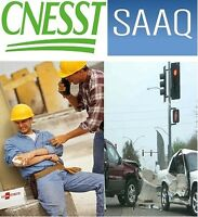 AVOCAT- ACCIDENTS AUTOMOBILES ET DU TRAVAIL - SAAQ – CNESST