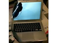 WANTED FAULTY WATER DAMAGE MACBOOK AIR, PRO