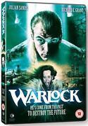 Warlock DVD