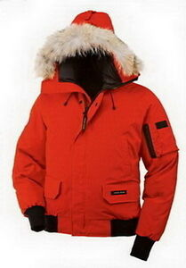 Canada Goose Men's Chilliwack Red
