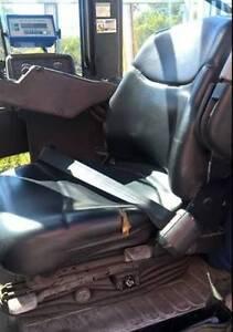 Used 16t Yale Forklift Side Shift Fork Positioning 2400mm forks