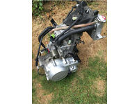 R125 engine for sale low millage