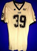 Game Worn College Football Jersey