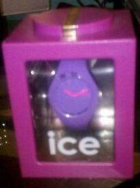 Brand New Boxed Genuine ICE Ladies Watch Unwanted Gift