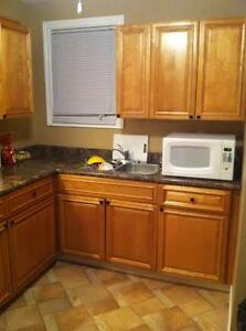 2 bed apt  in Deer Lake, close to schools, shopping $650