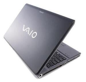 Sony VAIO I7 500GB Laptop Windows 10