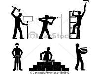 Builders looking for work