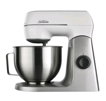 Brand new Sunbeam MX7900W Planetary Mixmaster® Food Mixer RRP$299