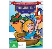 Thumbelina DVD