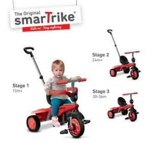 Smart Trike Breeze 3-in-1 Tricycle