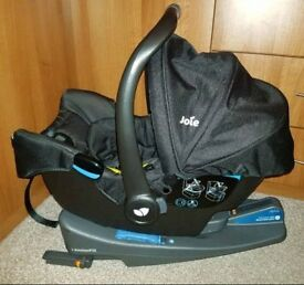 Baby Car Seat & Removable Base