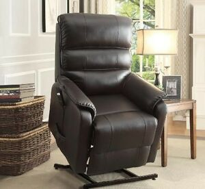Power lift chair, very comfy, fully reclines, ALL NEW IN BOXES
