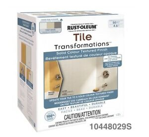 "Brand new ""tile transformation"" kit - shower tile paint kit"