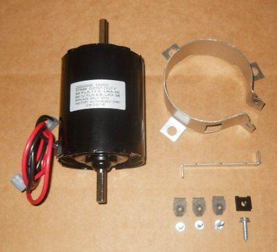 (RV Atwood 37357 New Hydro Flame Furnace Motor PF26157Q 8531-35 III)