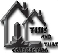 Experienced Contractor, With Suitable Prices