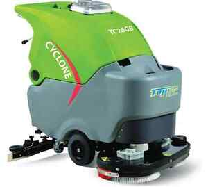 Lease return Autoscrubber TC28GB (32hrs only) + Free Items!