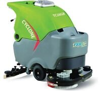 TC32GB TOPVAC PLUS AUTOSCRUBBER BRAND NEW ON SALE !!