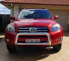 2008 Toyota RAV4 Wagon Tweed Heads South Tweed Heads Area Preview